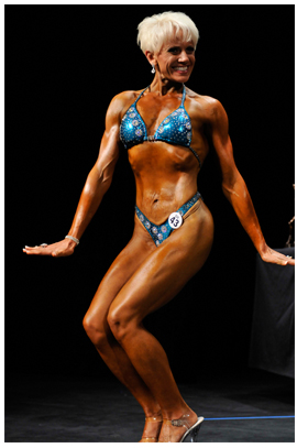 Chelle Stafford - OCB Arizona, Figure 4th Place, August 2011